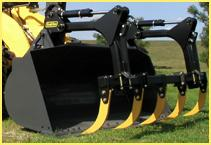 GrabTech Wheel Loader Grapple